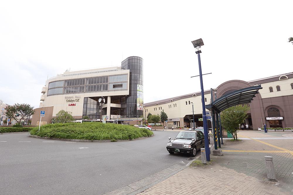 狛江駅から徒歩1分の好アクセス