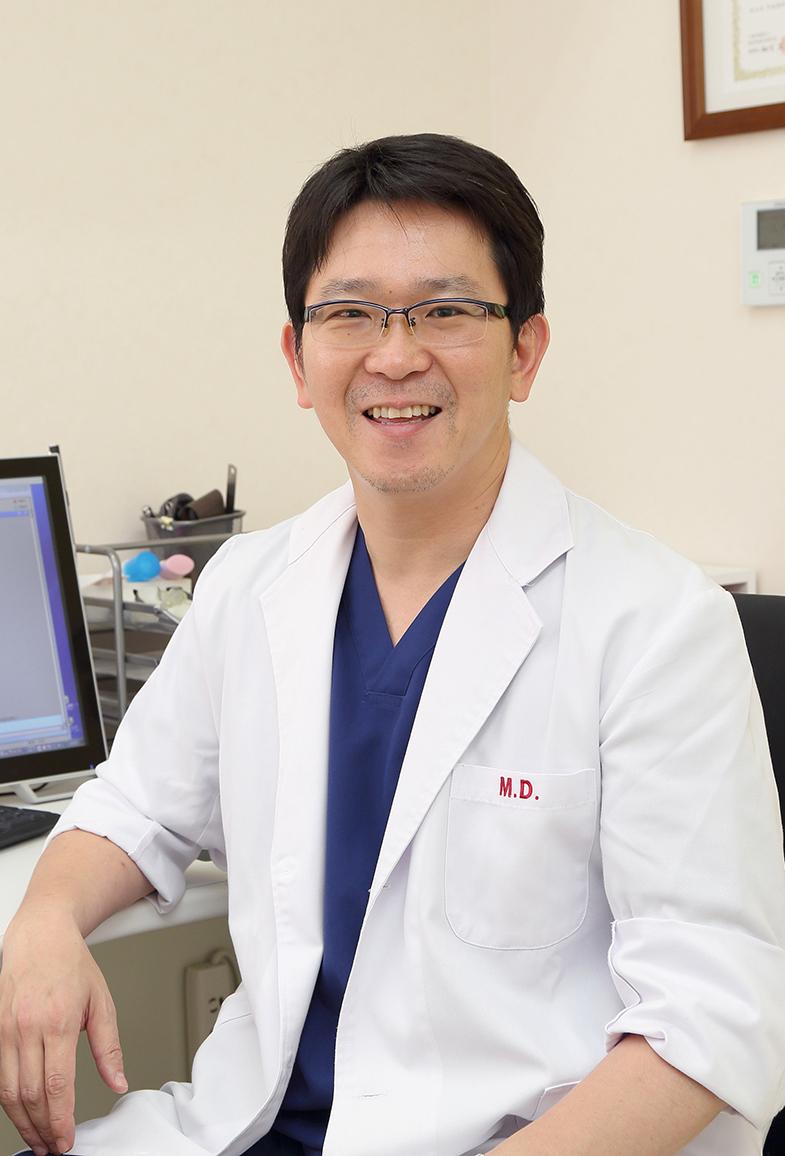 医学博士 青栁 和也(あおやぎ・かずや)
